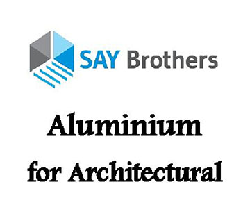 Aluminium for architectural