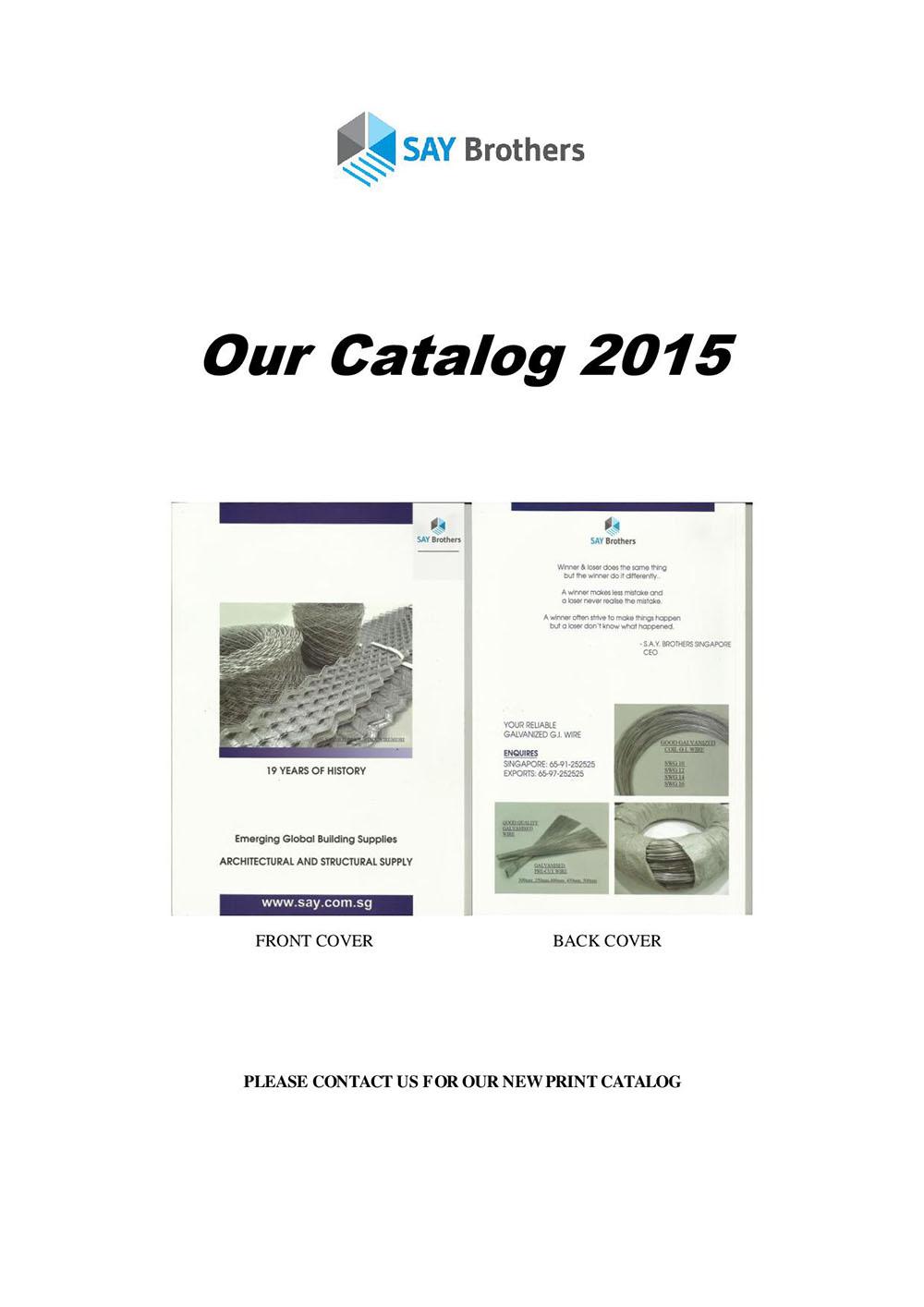 Catalogs 2015 pic