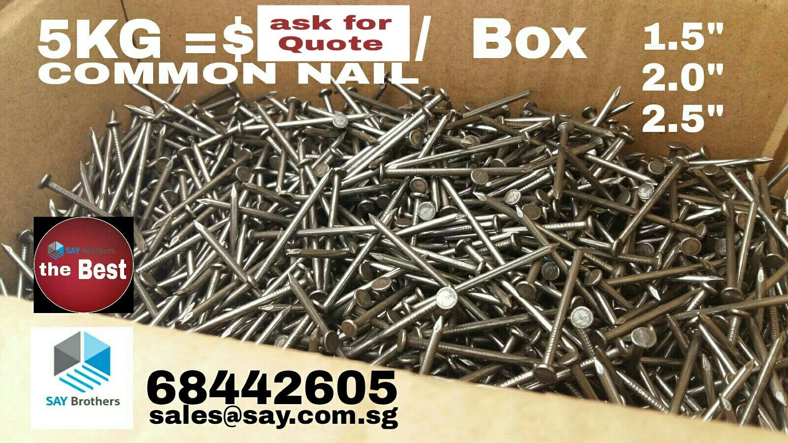 common-nail