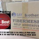 fibermesh-packing