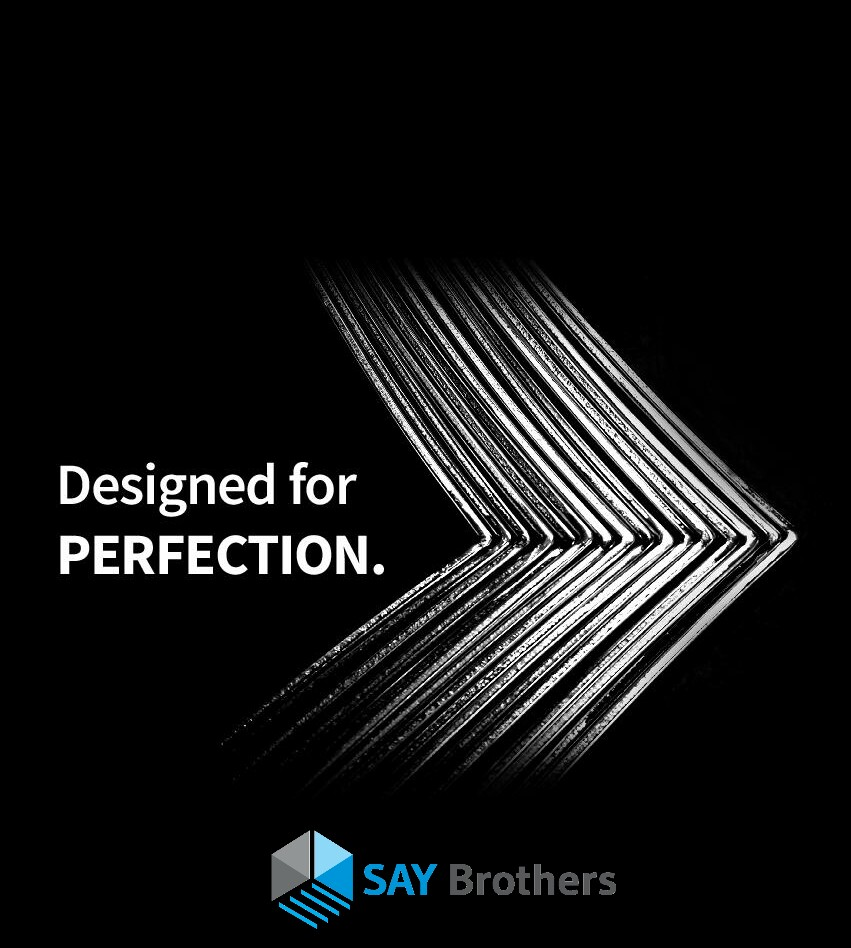 SAY Designed for Perfection