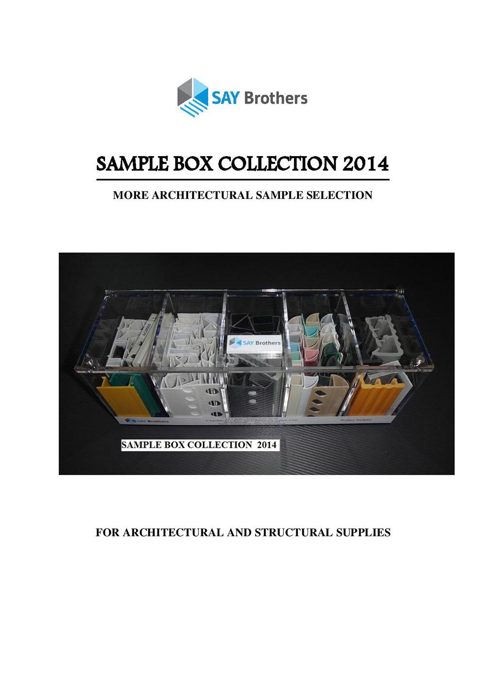 Sample box 2014 pic